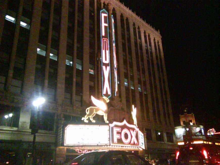 the fox theater
